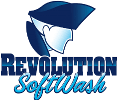 revolution softwash logo